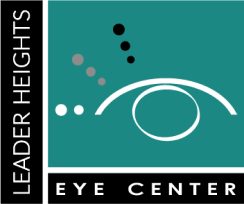 Leader Heights Eye Center Logo